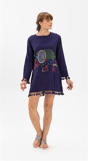 Filli Tunic Purple